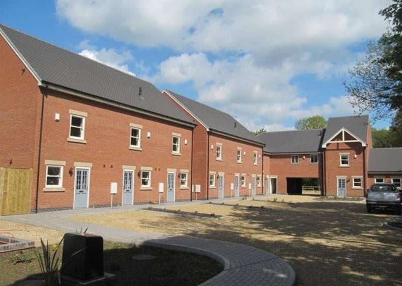 Oakhurst Court, Shenstone, Lichfield